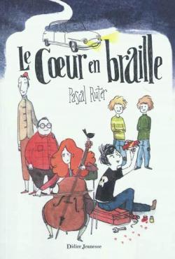 Le coeur en braille / Pascal Ruter | Ruter, Pascal. Auteur