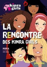 La rencontre des Kinra girls / Moka | Moka. Auteur