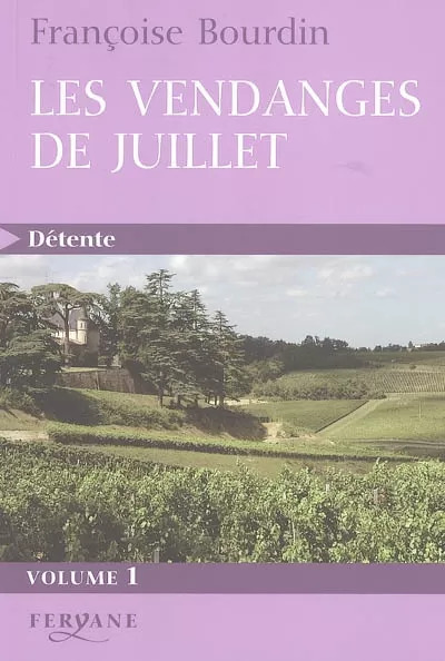 Juillet en hiver (GC) / Françoise Bourdin | Bourdin, Françoise ((1952-...)). Auteur
