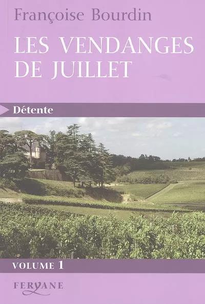 Juillet en hiver (GC) / Françoise Bourdin | Bourdin, Françoise (1952-...). Auteur