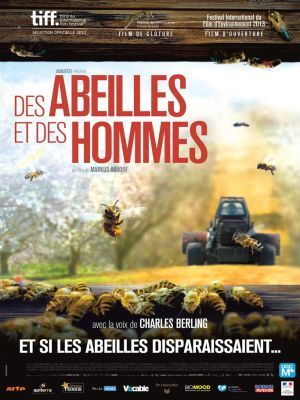 Des abeilles et des hommes / Markus Imhoof (réal) | Imhoof, Markus. Metteur en scène ou réalisateur