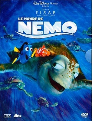Le monde de Nemo / Andrew Stanton (réal)   Stanton, Andrew. Auteur. Metteur en scène ou réalisateur. Scénariste
