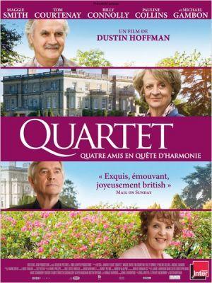Quartet / Dustin Hoffman (réal)   Hoffman, Dustin. Metteur en scène ou réalisateur