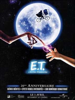 E.T. l'extra-terrestre / Steven Spielberg (réal) | Spielberg, Steven (1946-....). Metteur en scène ou réalisateur. Producteur