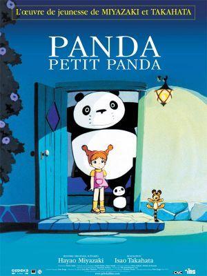 Panda, petit panda / Isao Takahata (réal)   Takahata, Isao. Metteur en scène ou réalisateur