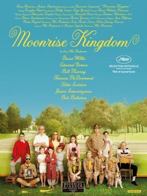 Moonrise Kingdom / Wes Anderson (réal) | Anderson, Wes (1969-....). Metteur en scène ou réalisateur. Scénariste