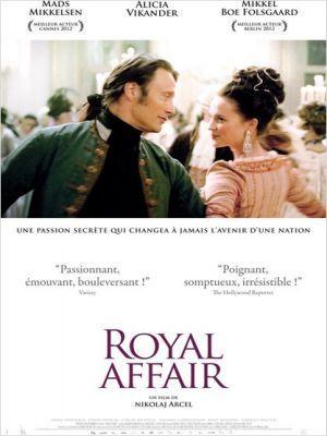 Royal Affair / Nikolaj Arcel (réal)   Arcel, Nikolaj. Metteur en scène ou réalisateur. Monteur