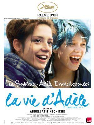 La vie d'Adèle - Chapitres 1 & 2 / Abdellatif Kechiche (réal) | Kechiche, Abdellatif. Metteur en scène ou réalisateur. Scénariste
