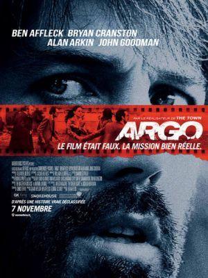 Argo / Ben Affleck (réal)   Affleck, Ben (1972-....). Metteur en scène ou réalisateur. Acteur