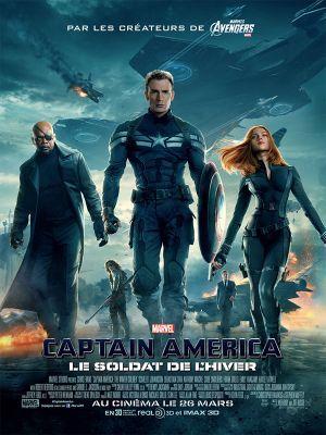 Captain America : le soldat de l'hiver / Anthony Russo et Joe Russo (réal) | Russo, Anthony. Metteur en scène ou réalisateur