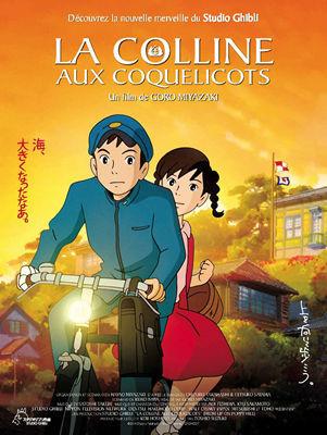 La colline aux coquelicots / Goro Miyazaki (réal)   Miyazaki, Goro. Metteur en scène ou réalisateur