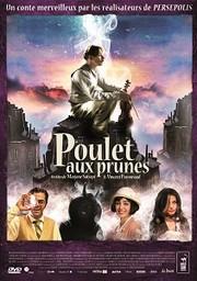 Poulet aux prunes / Marjane Satrapi et Vincent Paronnaud (réal) | Satrapi, Marjane. Metteur en scène ou réalisateur. Scénariste. Antécédent bibliographique