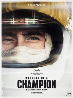 Weekend of a champion / Roman Polanski, Frank Simon (réal)   Polanski, Roman (1933-....). Metteur en scène ou réalisateur