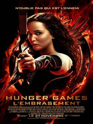 Hunger Games : l'embrasement. 2 / Francis Lawrence (réal) | Lawrence, Francis. Metteur en scène ou réalisateur