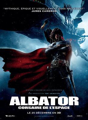 Albator, corsaire de l'espace / Shinji Aramaki (réal) | Aramaki, Shinji. Metteur en scène ou réalisateur