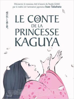 Le conte de la princesse Kaguya / Isao Takahata (réal) | Takahata, Isao. Metteur en scène ou réalisateur. Scénariste