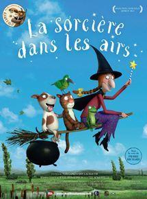 La sorcière dans les airs. René Aubry, comp. / Jan Lachauer, Max Lang, réal. |