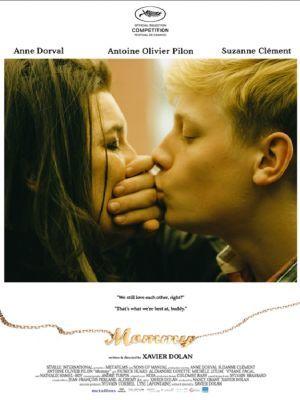 Mommy / Xavier Dolan (réal)   Dolan, Xavier (1989-....). Metteur en scène ou réalisateur. Scénariste