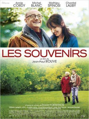 Les souvenirs / Jean-Paul Rouve (réal)   Rouve, Jean-Paul (1967-....). Monteur. Scénariste. Acteur