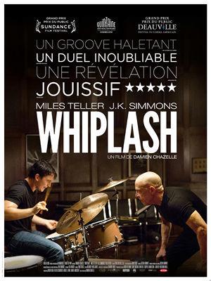 Whiplash / Damien Chazelle (réal)   Chazelle, Damien (1985-....). Metteur en scène ou réalisateur. Scénariste