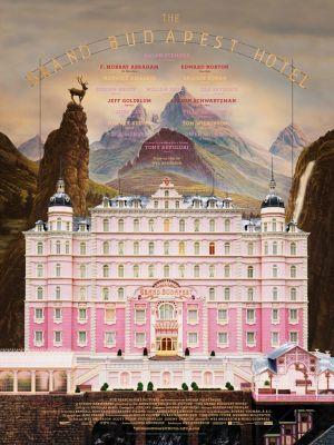 The Grand Budapest Hotel / Wes Anderson (réal) | Anderson, Wes (1969-....). Metteur en scène ou réalisateur. Scénariste