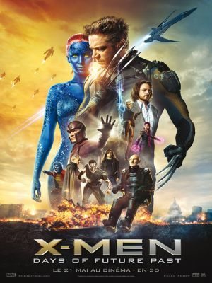 X-Men : Days Of Future Past / Bryan Singer (réal). 01 | Singer, Bryan (1965-....). Metteur en scène ou réalisateur. Producteur