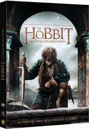 Le Hobbit : la bataille des cinq armées. 3 / Peter Jackson (réal)   Jackson, Peter (1961-....). Monteur. Scénariste