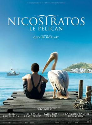 Nicostratos le pélican / Olivier Horlait (réal) | Horlait, Olivier. Metteur en scène ou réalisateur. Scénariste
