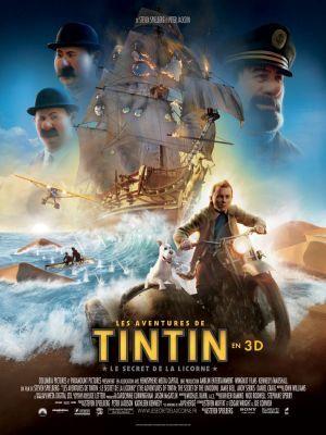 Les aventures de Tintin : le secret de la licorne / Steven Spielberg (réal)   Spielberg, Steven. Metteur en scène ou réalisateur
