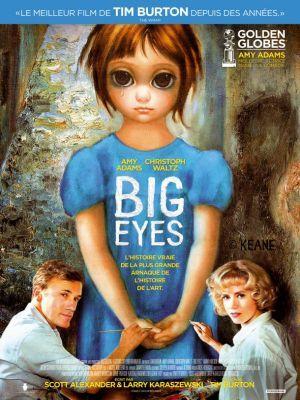 Big Eyes / Tim Burton (réal)   Burton, Tim ((1958-...)). Metteur en scène ou réalisateur