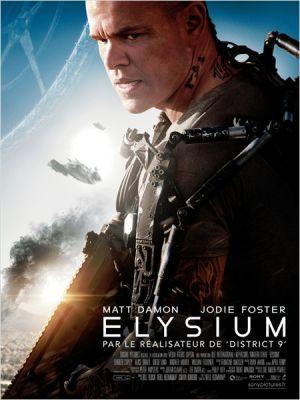 Elysium / Neill Blomkamp (réal) | Blomkamp, Neill (1979-....). Metteur en scène ou réalisateur. Scénariste