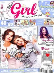 Disney Girl : Prends la vie côté fille ! |