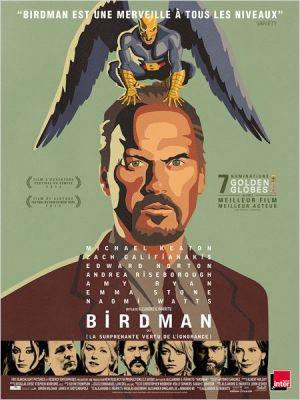 Birdman / Alejandro Gonzalez Inarritu (réal) | Gonzalez Inarritu, Alejandro (1963-....). Metteur en scène ou réalisateur. Scénariste. Producteur