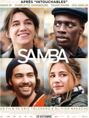 Samba / Eric Toledano et Olivier Nakache (réal) | Toledano, Eric. Metteur en scène ou réalisateur. Scénariste