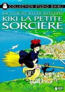 Kiki la petite sorcière / Hayao Miyazaki (réal) | Miyazaki, Hayao (1941-....). Metteur en scène ou réalisateur