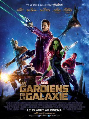 Les gardiens de la galaxie / James Gunn (réal) | Gunn, James (1970-....). Metteur en scène ou réalisateur. Scénariste