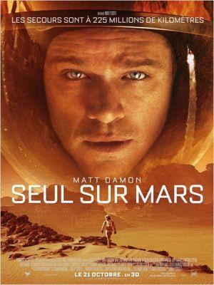 Seul sur Mars / Ridley Scott (réal) | Scott, Ridley (1939-....). Metteur en scène ou réalisateur
