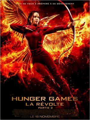 Hunger Games : la révolte (partie 2). 4 / Francis Lawrence (réal)   Lawrence, Francis. Metteur en scène ou réalisateur