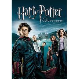 Harry Potter. 4, Harry Potter et la coupe de feu / Mike Newell, réal. | Newell, Mike (( 1942-...)). Metteur en scène ou réalisateur