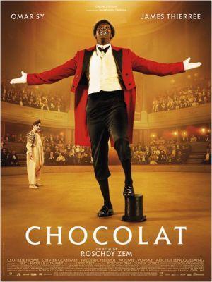 Chocolat / Roschdy Zem (réal)   Zem, Roschdy. Metteur en scène ou réalisateur