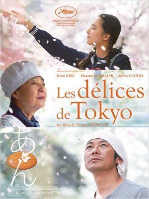 Les délices de Tokyo / Naomi Kawase (réal)   Kawase, Naomi. Metteur en scène ou réalisateur. Scénariste