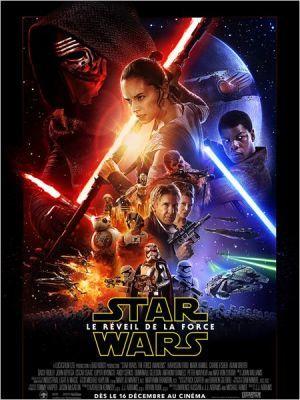 Star Wars : Episode 7, le réveil de la force / JJ Abrams (réal) | Abrams, J.J. (1966-....). Metteur en scène ou réalisateur. Scénariste. Producteur