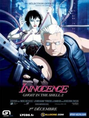Ghost In The Shell 2 : innocence / Mamoru Oshii (réal) | Oshii, Mamoru. Metteur en scène ou réalisateur