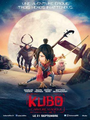 Kubo et l'armure magique / Travis Knight, réal.   Knight, Travis. Metteur en scène ou réalisateur. Producteur