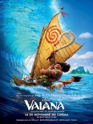Vaiana - La légende du bout du monde / Ron Clements et John Musker (réal) | Clements, Ron (1953-....). Metteur en scène ou réalisateur