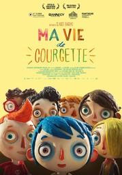 Vie de courgette (Ma) / Claude Barras (réal) | Barras, Claude. Metteur en scène ou réalisateur. Scénariste