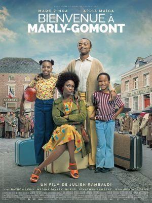 Bienvenue à Marly-Gomont / Julien Rambaldi (réal) | Rambaldi, Julien. Metteur en scène ou réalisateur. Scénariste