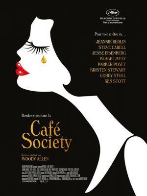 Café Society / Woody Allen (réal)   Allen, Woody ((1935-...)). Metteur en scène ou réalisateur. Scénariste