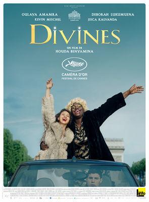 Divines / Houda Benyamina (réal) | Benyamina, Houda. Metteur en scène ou réalisateur. Scénariste
