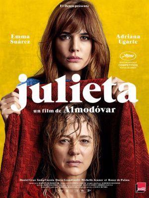 Julieta / Pedro Almodovar (réal)   Almodovar, Pedro (1949-....). Metteur en scène ou réalisateur. Scénariste. Producteur
